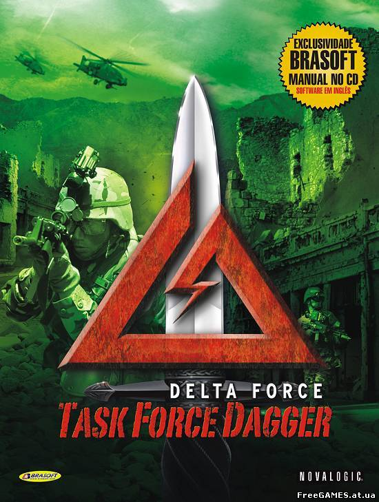 delta force task dagger скачать: