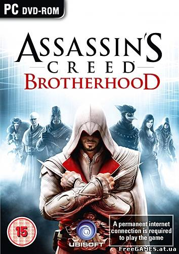 Assassin's Creed: Brotherhood (Братство крови) [RePack]
