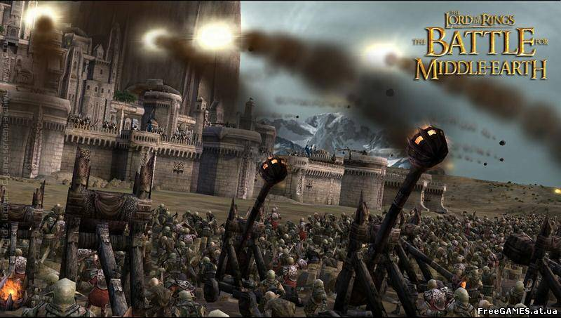 The Lord of the Rings: The Battle for Middle-earth (Битва за Средиземье)