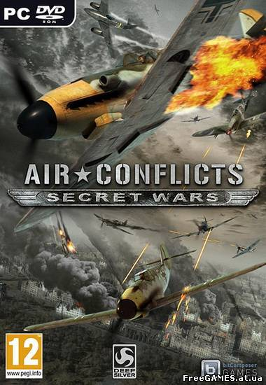 Air Conflicts: Secret Wars [RePack]