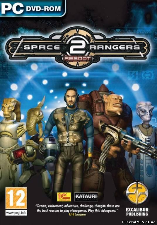 Космические рейнджеры HD Революция (Space Rangers HD A War Apart