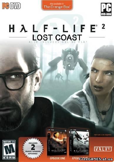 Half-Life 2: Lost Coast скачать торрент