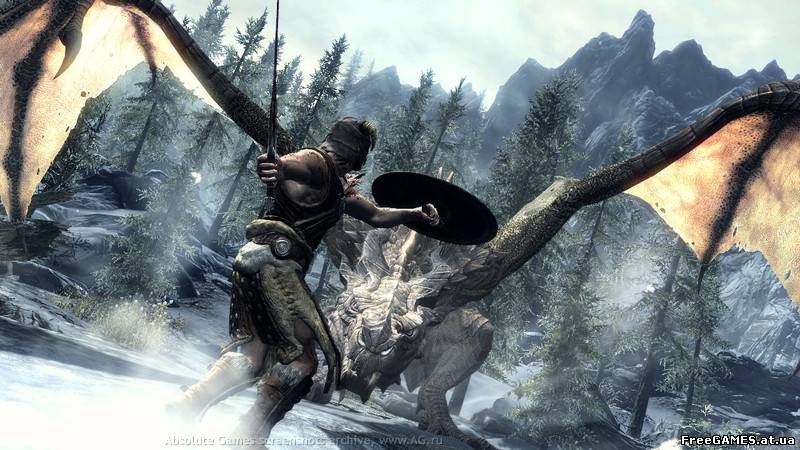 The Elder Scrolls 5 Skyrim (Скайрим) [RePack]