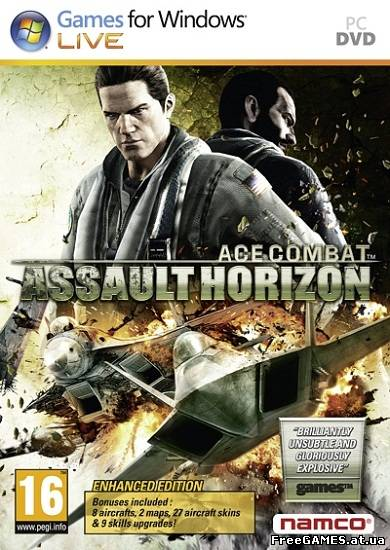 Ace Combat Assault Horizon Enhanced Edition [Repack]