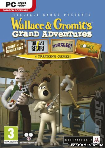 Wallace & Gromit's Grand Adventures [RePack]