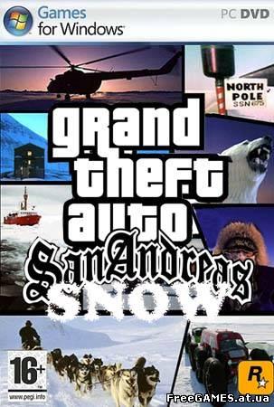 GTA Snow Mod