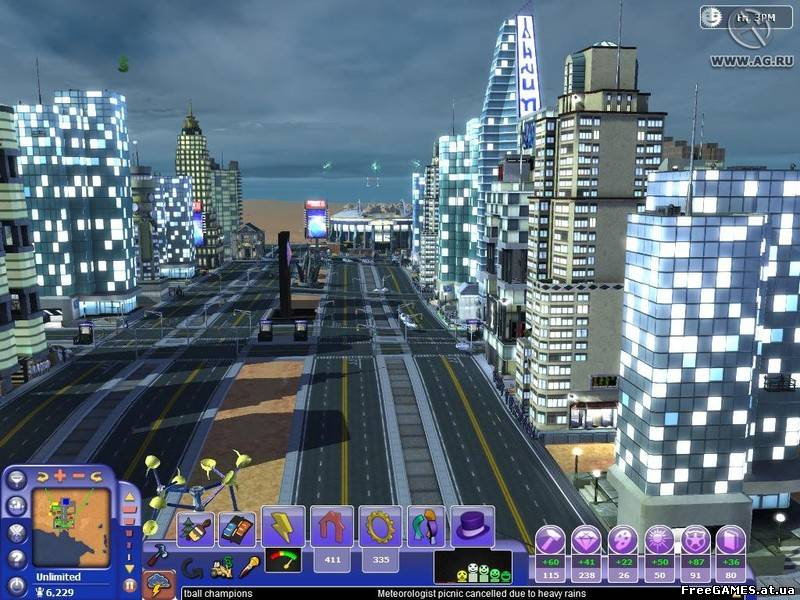 Simcity Societies Deluxe.